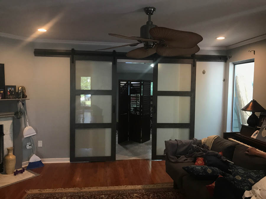 Charleston Handyman Sliding Doors