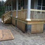 Charleston Handyman Porch